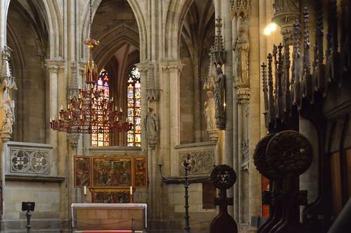 Halberstadt (Saxe-Anhalt), la cathédrale - 14