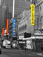 Times Square NYC (kelsokraft) Tags: newyorkcity photoshop theater broadway timessquare