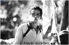 Fogging Breath (Bali Based Freelance Photographer and Photo Stocks) Tags: life people bali nature beauty canon indonesia eos photo foto stock culture daily cultural alam budaya balinese culturalevent myudistira madeyudistira myudistiraphotography
