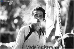 Fogging Breath (Bali Freelance Photographer) Tags: life people bali nature beauty canon indonesia eos photo foto stock culture daily cultural alam budaya balinese culturalevent myudistira madeyudistira myudistiraphotography