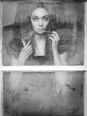 160 (Daniel Hammelstein) Tags: camera light portrait bw white black window germany lumix photography flickr moments fotografie faces creative olympus scene panasonic explore tageslicht available mft primelens gh3 mircofourthird danielhammelstein