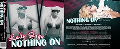 Lady Gaga - Nothing On (But the Radio) (BoomBig) Tags: lady radio design album fame cover single but nothing template gaga insert unreleased ladygaga