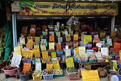 Chiang Dao (SLpixeLS) Tags: shop thailand temple asia magasin herbs thaïlande asie wat chiang dao tham herbes herboriste earthasia totallythailand