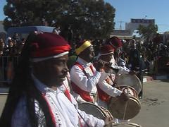 Musicians at Douz Sahara Festival