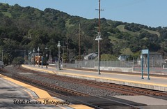 2015_03_03 At the Amtrak Station, Martinez, Calif._35 (Walt Barnes) Tags: ca railroad up station train canon eos engine rail cargo calif container amtrak unionpacific locomotive ge martinez hdr freight topaz generalelectric trackside 6842 5268 dieselelectric 4956 7789 5257 stacktrain es44ac 60d canoneos60d topazadjust eos60d wdbones99
