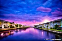 08-30-2011_07-57-35 pm-device-2000-wm (iSuffusion) Tags: sunset clouds docks stpetersburg canal nikon unitedstates florida saintpetersburg hdr waterside d90 nikkor18200mmvr coquinakey