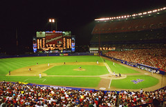 New York 1998 (Eric Bhm) Tags: usa newyork baseball queens mets sheastadium