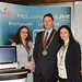 Showtel Rali Nikolova & Cristina Blaj, eRevMax RateTiger and Stephen McNally, IHF President
