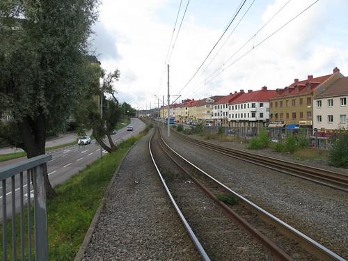 Spårvagnshållplats Vågmästareplatsen (tram stop), Göteborg, 2013