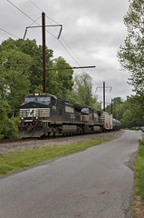 05_24_13_LocustGrove_PA_NS64Zb (glennfresch) Tags: railroad train amtrak falmouth harrisburg rockville susquehanna enola