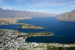IMG0203 (hamilton_lee) Tags: newzealand lake mountains nz otago queenstown aotearoa remarkables wakatipu neuseeland nouvellezelande