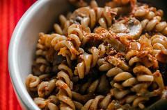 The race before the race (Melissa Maples) Tags: food turkey vegan nikon asia spirals trkiye vegetable pasta antalya vegetarian nikkor vr afs  18200mm  f3556g  18200mmf3556g d5100