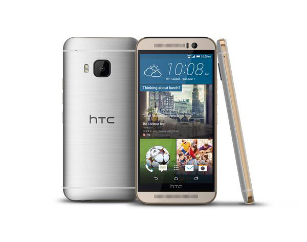 MWC 2015: HTC ONE M9 With Snapdragon 810 And 20MP Camera Announced