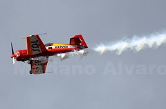 513. Sukhoi Su-26M (Mariano Alvaro) Tags: festival base avion castor sukhoi torrejon su26 fantoba aire75