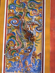 Detail on Hue Gates