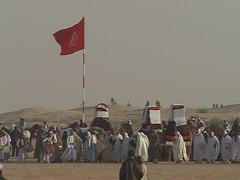 Cultural Performances of International Sahara Festival