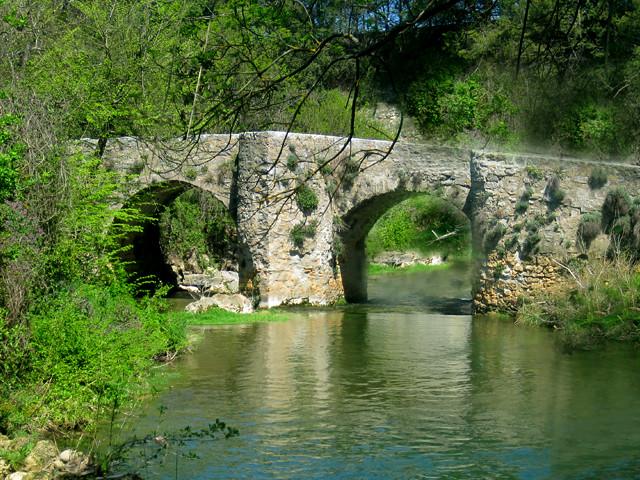 Le Pont Romain de Candumy