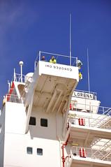 MSC Lorena (larry_antwerp) Tags: haven port ship vessel antwerp schip mediterraneanshipping msclorena 9320403