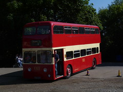 766EVT_07092014 (Rossendalian2013) Tags: bus manchester preserved leyland weymann heatonpark pmt atlantean potteriesmotortraction pdr1 766evt