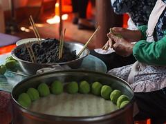 Jam-filled Buns (tanxiaolian91) Tags: china food wuxi traditional watertown jiangsu dangkou