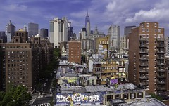 Character & Color 2 (8230This&That) Tags: street city nyc newyorkcity ny skyline cityscape manhattan worldtradecenter wtc
