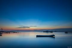 - Sunset at Small wharf of Chang-Hua Coastal (prince470701) Tags:  sunset  sunrays  changhuacoastal sonya99 sony1635za taiwan