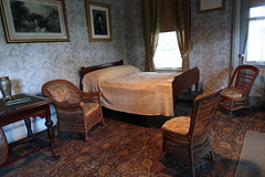 Deathbed of Ulysses S Grant (jschumacher) Tags: newyorkstate wilton wiltonnewyork upstate ulyssessgrant grantcottage mountmcgregor