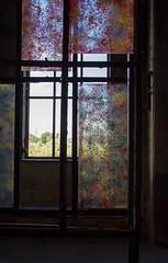 Ostsee-Insel Usedom (Helmut44) Tags: deutschland germany mecklenburgvorpommern peenemnde usedom insel peenestrom ostseekste museum historisch heer technik kraftwerk kunst kunstwerk window fenster manufactoring