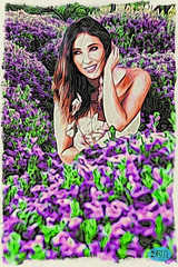 0714 PICT8907 (JRmanNn) Tags: sarah artistic lasvegas sage impression adelup topazlabs