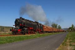 IMG_5782 (feverpictures) Tags: steam loco retro train bulgaria bdz cargo