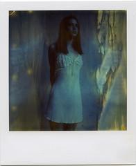 A. (denzzz) Tags: portrait polaroid sx70 timezero analogphotography filmphotography snapitseeit urbex abandoned beautifuldecay wallpaper expired