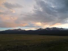 Sunset over Mt Elbert (jimmywayne) Tags: sunset mountain colorado highpoint leadville lakecounty highest mountelbert mtelbert