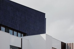 Nordic House (David J. Grant) Tags: house architecture modern island iceland modernism reykjavik nordic aalto scandanavia 2016 scandic