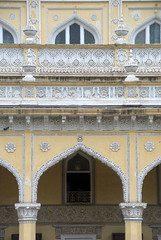 Arches (VinayakH) Tags: india gardens royal palace hyderabad royalpalace nizam telangana chowmahallapalace