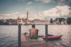 DSCF2666 (peterulrich.net | Berlin Webdesigner) Tags: spree brandenburg kajak kayak kajaktour kayaktour kajaktrip kayaktrip gumotex gumotexswing2 kanu schlauchkajak peterulrichnet 2016 august schlauch fluss river