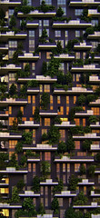 Pixel Forest (Lee Sie) Tags: italy italian building architecture trees plants urban living europe colors sunset