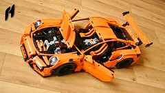 Motorized Lego Technic 42056 Porsche 911 GT3 RS (hajdekr) Tags: light car race toy automobile open phone lego box parts wheels 911 engine racing technic porsche vehicle motor gt remotecontrol motorized racer carrera unboxing handson 2016 legotechnic 8870 8882 42056 servomotor 88004 sbrick legopowerfunctions motorizedlegotechnic42056porsche911gt3rs legotechnic42056porsche911gt3rs xlmotors
