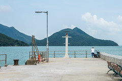 Pier. (bgfotologue) Tags:   2016 500px bgphoto cat cats coast fishingvillage hk heritage hongkong image island landscape lantau mangroove nature oldtaiopolicestation outdoor photo photography policestation saltedfish shrimppaste stilthouses taio tanka venice veniceoftheorient village waterparade bellphoto tourism