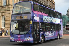 First Scotland East Volvo B9TL/Wright Eclipse Gemini 37139 (SN57 HCY) (john-s-91) Tags: first firstscotlandeast volvob9tl wrighteclipsegemini 37139 sn57hcy edinburgh edinburghroutex62 dadsarmy