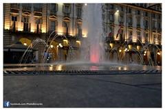Torino by Night - Luglio 2016 Riccardo Evola 04 (Riccardo Evola) Tags: torino turin night city po murazzi piazzacastello palazzomadama piazzasancarlo piemonte turismo