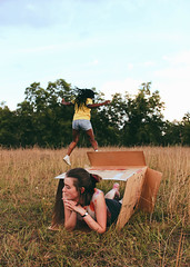 (Jordan Thompkins) Tags: childhood childish fun summer tb throwback tbt series portrait portraiture portraits vintage 90s kids 1990s aesthetic chill photography photoshoot tumblr girl girls girlhood play imagination carefree