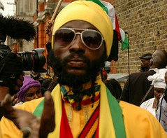 Righteous.  Maangamizi March from Brixton to Parliament.  #holyman#awake#loveandlight#togetherness#loveandunderstanding#man#unity#onelove#onevoice#march#rasta#jahlove#conqueringlion#blackgold#power#colour#colourpop#african#afrikan#streettogs#weareone#repa (jophipps1) Tags: weareone african colour march togetherness holyman power melanin loveandunderstanding streettogs colourpop reparations sunglasses afrikan rasta unity loveandlight jahlove chalice blackgold awake streetphotography onelove man conqueringlion burning onevoice spiritual rastaman gold