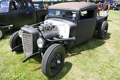 1936 International (bballchico) Tags: 1936 ih internationalharvester pickuptruck hotrod johnbrown billetproof billetproofwashington carshow