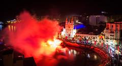 Fireworks Balluta 30/07/2016 (lavorone) Tags: stjulians feast island isola fireworks holidays malta canon 550d night summer mediterraneanislands amazing beautiful awesome