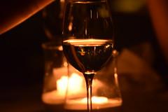 Dance Me to the End Of Love ... (Kotsikonas Elias) Tags: olympicroyalhotel romance love athens greece dinner glass wine outdoor food drink autofocus