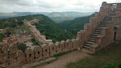 #kumbhalgarh #udaipur #rajasthan #fort (Nitya...) Tags: kumbhalgarh fort udaipur rajasthan