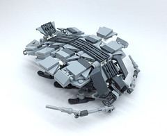 LEGO Mech Sow bug_06 (ToyForce LEGO Mecha) Tags: lego robot robots mecha mech mechanic legomech legomoc