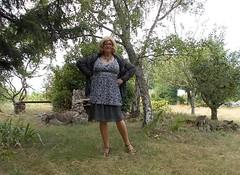 2016 - 08 - 04 - Karoll  -  002 (Karoll le bihan) Tags: femme feminization travestis tgirl travestie travesti transgender transvestite crossdressing travestisme travestissement fminisation crossdress feminine lingerie escarpins bas stocking pantyhose stilettos