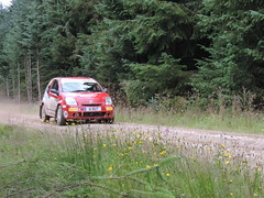 Grampian Stages Rally 2016 (RS Pictures) Tags: src scottish rally championship coltel grampian stages stage 2016 durris ss forest forestry road track special ss6 2 citroen c2 motorsport auto