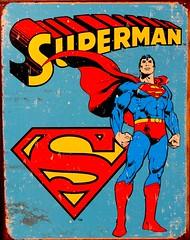 S (e r j k . a m e r j k a) Tags: heroes superman plaque signs kalel whimsy erjkprunczyk